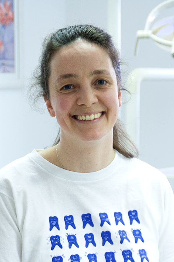 Sandra Lorenz, Empfang und Verwaltung der Zahnarztpraxis Rügamer in Straubing
